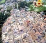 """#Terremoto sui Luoghi del Sisma nel Pomeriggio: """"Non Lasceremo da Solo Nessuno"""""""