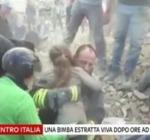 #Terremoto, Catastrofe Sempre Più Nera, Questa Mattina Estratto il 267esimo Cadavere. 387 i Feriti