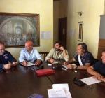 Regione Abruzzo, al vagli della protezione civile, la criticità di 3 comuni nell'aquilano