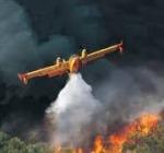 Incendia a Castel di Ieri, in fiamme 50 ettari di pineta