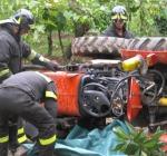 Agricoltore, Muore schiacciato sotto un trattore nel Vastese
