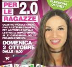 """Ad """"A Tu Per Tu Con L'Autore"""" Arriva la Youtuber Eleonora Olivieri"""