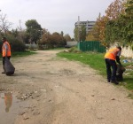 Montesilvano, con accordo tra comune e Prefettura, oggi migranti al lavoro per pulire la città