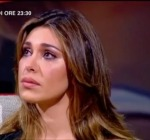 Belen Rodriguez Fa Ammenda da Maurizio Costanzo, Piange, Si Arrabbia e Rivela...