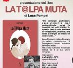 """Luca Pompei ospite con """"La T@lpa Muta"""" di A Tu Per Tu Con L'Autore"""
