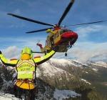 Tragedia sul Gran Sasso, muoiono due alpinisti nel versante teramano