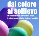 """""""Giornata Nazionale del Sollievo"""", domenica 28 maggio alla Asl 4 informazioni e sensibilizzazione"""