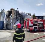 Incendio Richetti,Arta rende noti i risultati delle prime analisi effettuate sull'aria