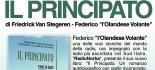 """Federico l'Olandese Volante presenta """"Il Principato"""" ad """"A Tu Per Tu Con l'Autore"""""""