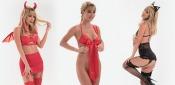 San Valentino Ultra Hot con la lingerie di Sara Underwood - VIDEO e Backstage