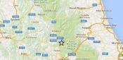 Scossa di terremoto di magnitudo 2.9 nel distretto aquilano,