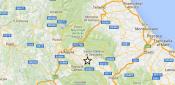 Terremoto a L'Aquila poco prima della mezzanotte