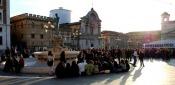 I° maggio, presidio Filca-Cisl in piazza Duomo contro irregolarità nella ricostruzione post-sisma