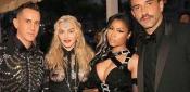Madonna Scandalizza Ancora a 50 Anni. Abito Volgarotto e Tutto Trasparente, Lei Mostra ma non Piace