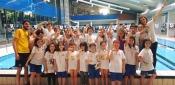 Seconda Giornata del Gran Prix Propaganda Nuoto 2016. Premiati i Giovanissimi delfini Aquilani