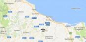 Scossa sismica di magnitudo 3.7 in Molise, percepita anche sulla costa vastese