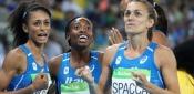 Olimpiadi Rio 2016, Maria Enrica Spacca è in finale nella 4x400