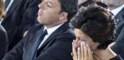 """#Terremoto, Renzi agli Sfollati: """"Cosa è Meglio per Voi?"""""""