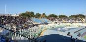 #Pescara-Genoa, Curva Nord Semivuota. Striscione Ultrà, La Vostra Presenza La Nostra Assenza