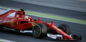 La Ferrari Inizia alla Grande! Primo Vettel Davanti a Hamilton e Bottas