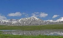 L'altopiano di Campo Imperatore: il piccolo Tibet  tra le nuvole e il Gran Sasso