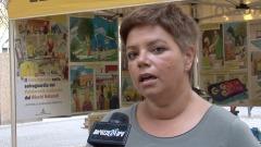 Francesca Aloisio, presidente circolo Legambiente L'Aquila