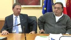 Gianfranco Giuliante e Angelo Di Paolo