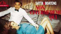 Melissa Satta e Kevin Prince Boateng