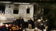 Schianto Treno-Auto alle porte di New York