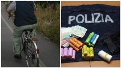 Banda Di Vecchietti In Bici Rapina Farmacia