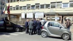 Allarme bomba Agenzia Delle Entrate Pescara