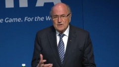 REPLAY: Blatter says he will lay down mandate