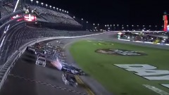 Sprint Cup 2015, l'incidente di Austin Dillon