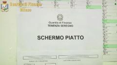 """operazione """"Schermo Piatto"""""""