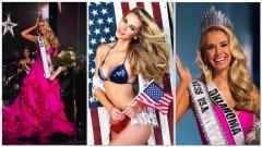 Miss USA 2015 è Olivia Jordan - foto da facebook