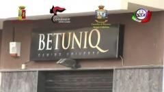 Operazione Gambling - GDF Reggio Calabria