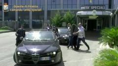 Arresto, Operazione Vitruvio