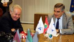 Il presidente D'Alfonso incontra l'Ambasciatore turco in Italia