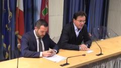 Conferenza stampa FI sul tema 'Ticket santiari'