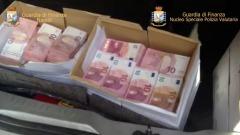 Sequestro banconote False Da 10 Euro
