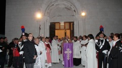 apertura porta santa san bernardino