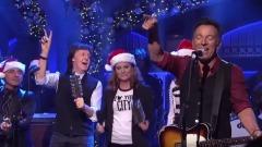 Springsteen e McCartney Al Saturday Night Live