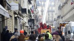 Parigi, a fuoco l'hotel Ritz