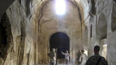 Il monastero di St. Elijah, a Mosul