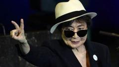 Yoko Ono - foto da instagram