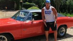 Hulk Hogan - foto da instagram