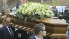I funerali di Cesare Maldini
