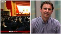 North Korea detains BBC reporter Rupert Wingfield-Hayes