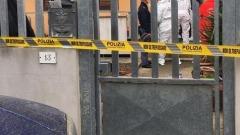 Giallo nel Cagliaritano
