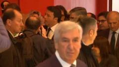 Matteo Renzi e Luciano D'Alfonso